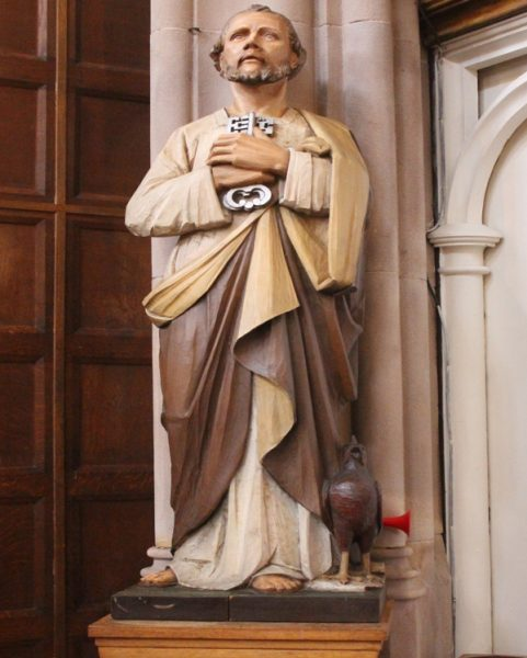 st-peters-statue